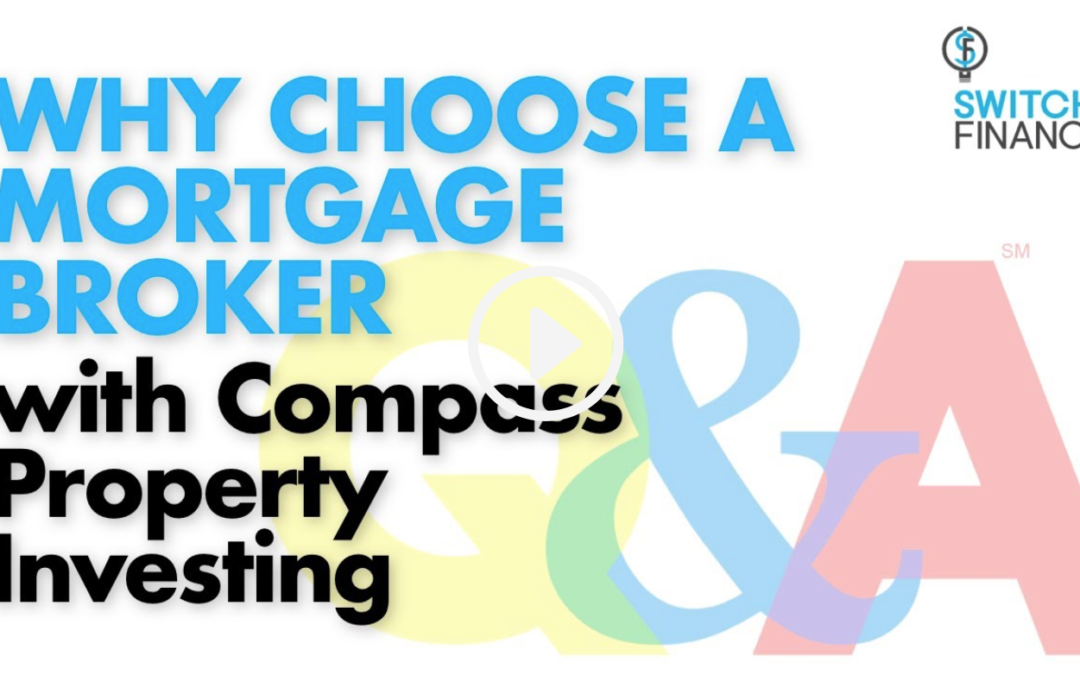 Why choose a mortgage broker?